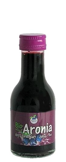 SUC DE ARONIA PUR BIO 100 ml, Aronia Original
