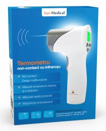 TERMOMETRU ELECTRONIC, Sun Medical