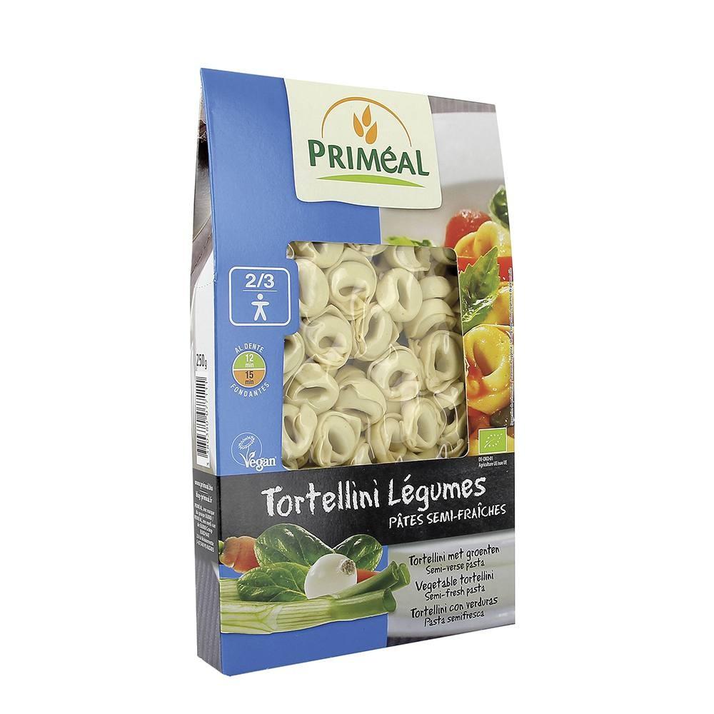 TORTELLINI CU LEGUME 250 g, Primeal