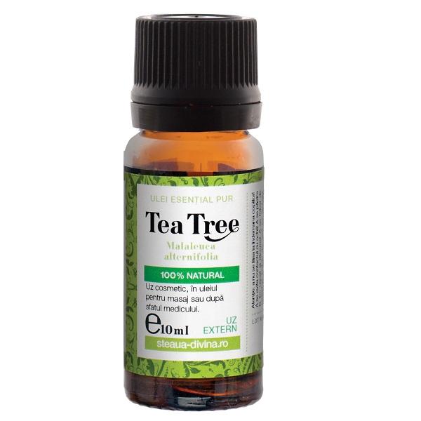 TEA TREE, Ulei esential 10 ml, Santo Raphael