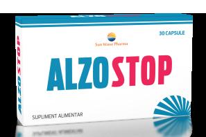 ALZOSTOP 30 capsule, Sun Wave Pharma