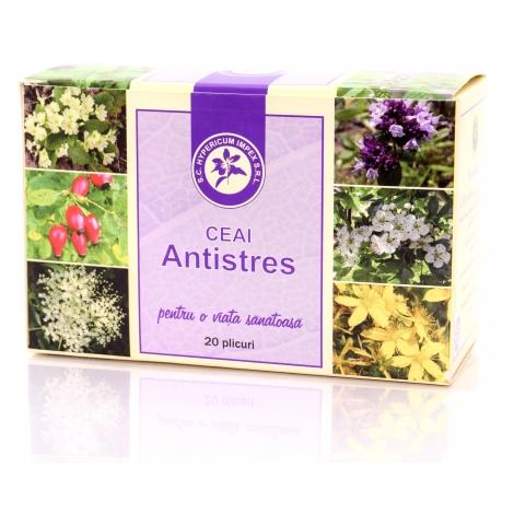 ANTISTRES, Ceai 20 plicuri, Hypericum Impex