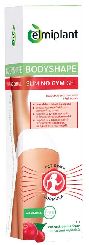 Elmiplant bodyshape slim no gym gel