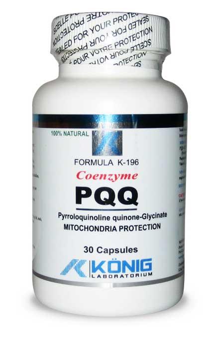 COENZYME PQQ, 30 capsule, Konig Laboratorium