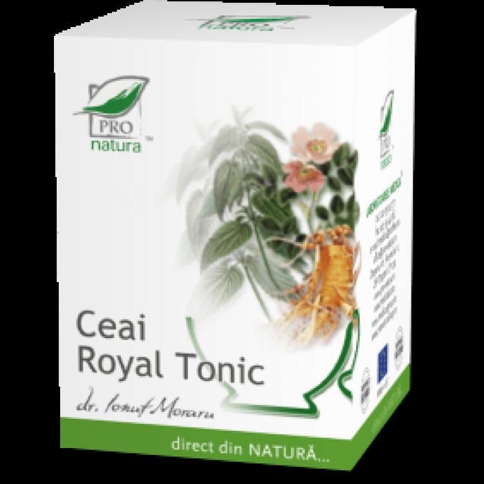 ROYAL TONIC, Ceai 20 doze, Laboratoarele Medica