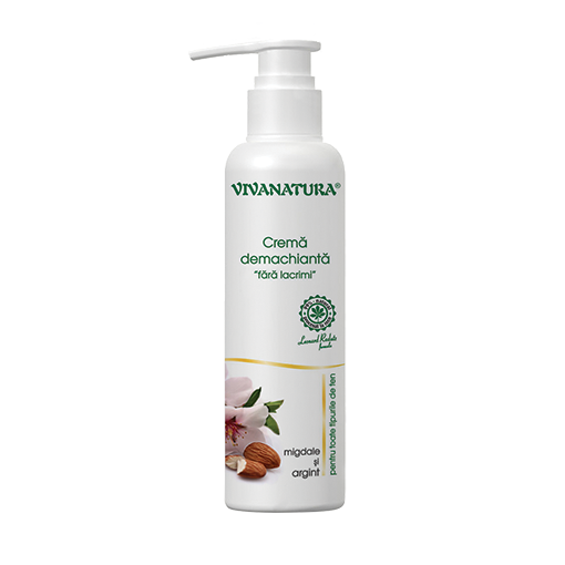 CREMA DEMACHIANTA 145 ml, Vivanatura