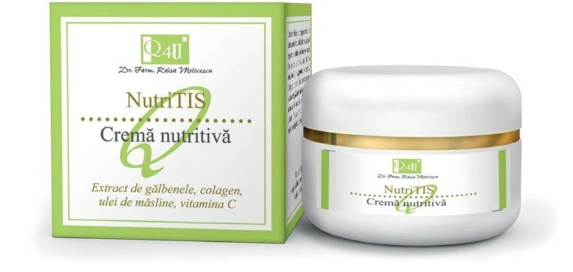 CREMA NUTRITIVA DE NOAPTE - NUTRITIS, 50 ml, Tis Farmaceutic