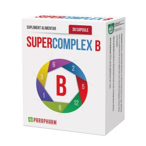 SUPER COMPLEX B 30 capsule, Parapharm