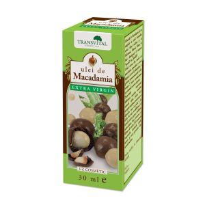 ULEI DE MACADAMIA EXTRAVIRGIN 30 ml, Transvital Cosmetics