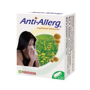 ANTI-ALLERG 30 capsule, Parapharm