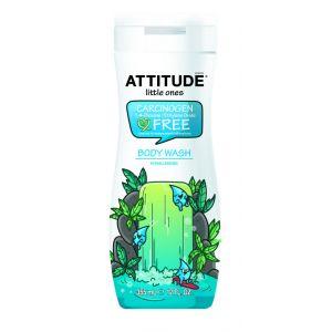 GEL DE DUS PENTRU COPII, 355 ml. Attitude