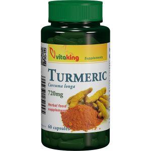 TURMERIC (CURCUMA) 720 mg, 60 capsule, Vitaking