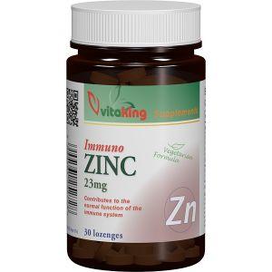 IMMUNO ZINC, 30 comprimate masticabile, Vitaking