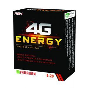4G ENERGY 20 capsule, Parapharm
