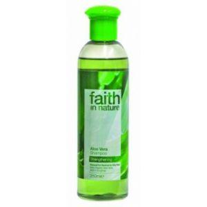 SAMPON CU ALOE VERA DIN INGREDIENTE NATURALE, 250 ml, Faith in Nature