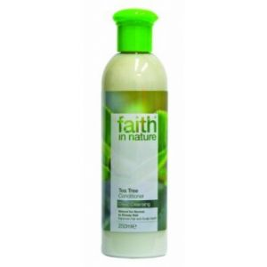 BALSAM CU ARBORE DE CEAI DIN INGREDIENTE NATRALE, 250 ml, Faith in Nature