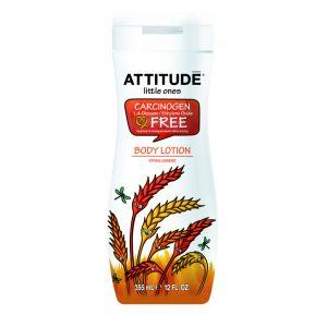 LOTIUNE DE CORP PENTRU COPII, 355 ml, Attitude