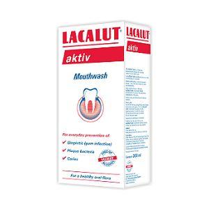 APA DE GURA 300 ml, Lacalut Aktiv