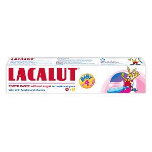 PASTA DE DINTI BABY (0-4 ani) 50 ml, Lacalut