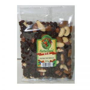AMESTEC DE FRUCTE NUCI SI STAFIDE (STUDENT MIX) BIO, 150 g, Naturfood