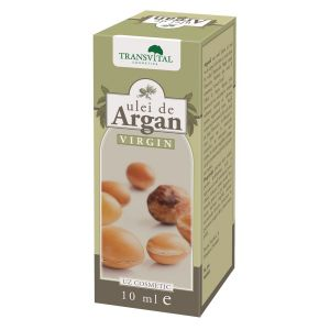 ULEI DE ARGAN VIRGIN 10 ml, Transvital Cosmetics
