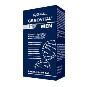 BALSAM DUPA RAS - GEROVITAL H3 MEN 50 ml, Farmec