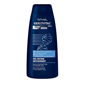 GEL DE DUS REVIGORANT - GEROVITAL H3 MEN 400 ml, Farmec