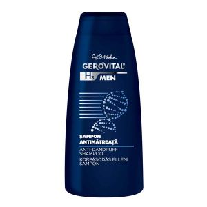 SAMPON ANTIMATREATA - GEROVITAL H3 MEN 250 ml, Farmec