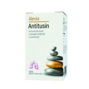 ANTITUSIN 20 comprimate, Alevia