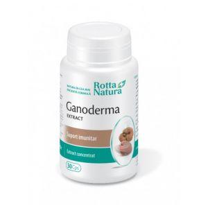 GANODERMA EXTRACT, 30 capsule, Rotta Natura