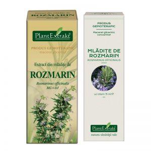 EXTRACT DE MLADITE DE ROZMARIN MG/MG=D1, 15/50 ml, Plant Extrakt