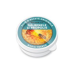 BALSAM CU GALBENELE SI PROPOLIS 30 ml, Transvital Cosmetics