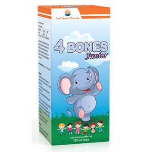 4 BONES JUNIOR 120 ml, Sun Wave Pharma