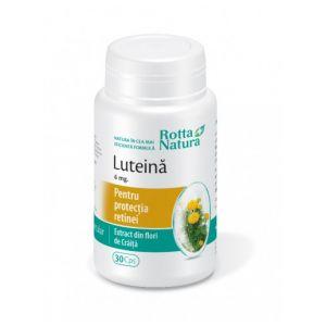 LUTEINA 6 mg, 30 capsule, Rotta Natura