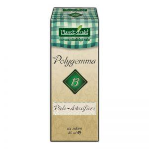 POLYGEMMA 13 - PIELE DETOXIFIERE 50 ml, Plant Extrakt