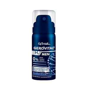 DEODORANT ANTIPERSPIRANT SEDUCTIVE - GEROVITAL H3 MEN 40 ml, Farmec