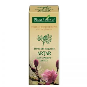 EXTRACT DE MUGURI DE ARTAR MG=D1, 50 ml, Plant Extrakt