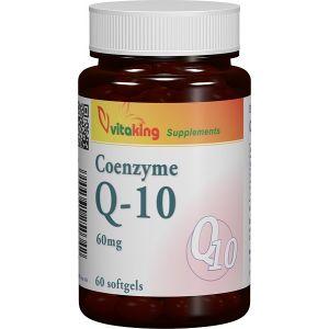 COENZIMA Q10 60 mg, 60 capsule gelatinoase, Vitaking