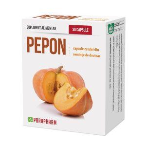 PEPON - ULEI DE DOVLEAC 30 capsule, Parapharm