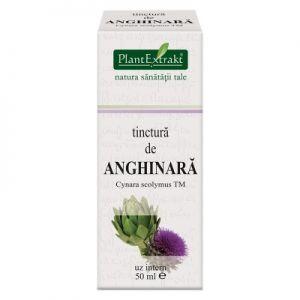 ANGHINARA - Cynara Scolymus, Tinctura 50 ml, Plant Extrakt
