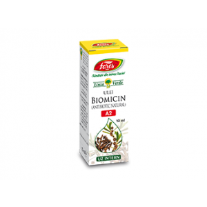 BIOMICIN (Antibiotic natural) A2, Soluție 10 ml, Fares