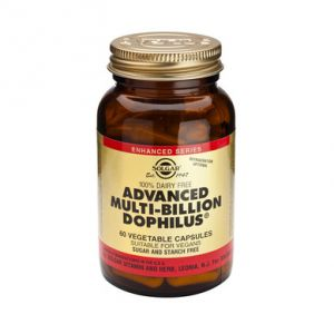 ADVANCED MULTIBILLION DOPHILUS 60 capsule, Solgar
