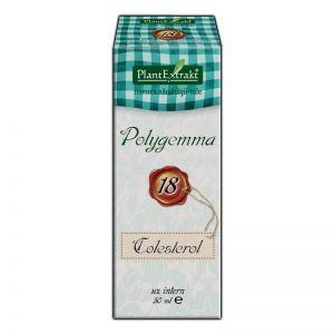 POLYGEMMA 18 - COLESTEROL 50 ml, Plant Extrakt