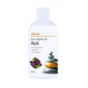 ACAI - SUC ORGANIC, 946 ml, Alevia