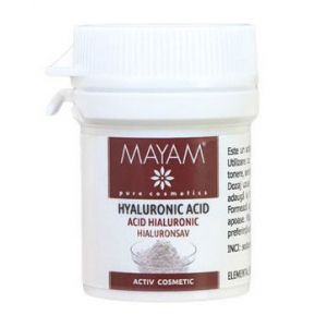 ACID HIALURONIC PUR 1/10 g, Mayam