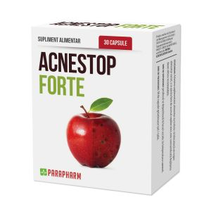 ACNE STOP FORTE 30 capsule, Parapharm