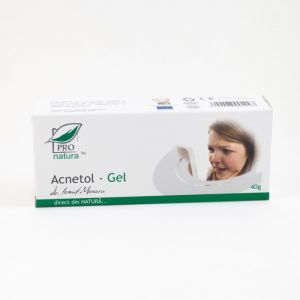 ACNETOL GEL, 40 g, Laboratoarele Medica