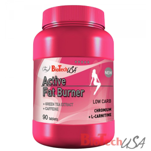 ACTIVE FAT BURNER 90 tablete, Biotech Nutrition