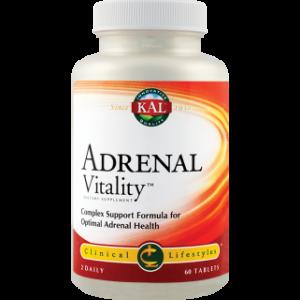 ADRENAL VITALITY 60 tablete, Kal