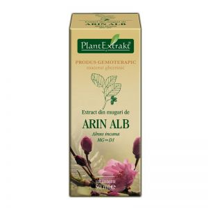 EXTRACT DIN MUGURI DE ARIN ALB MG=D1, 50 ml, Plant Extrakt
